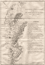Battle of Heliopolis 1800. Troop movements. French Egypt campaign 1819 old map
